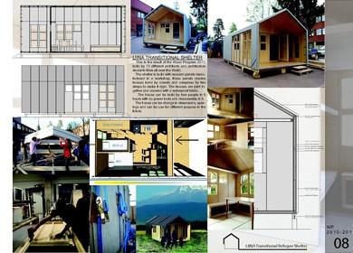 Liina Transitional Shelter