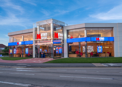 Metro Bank Slough