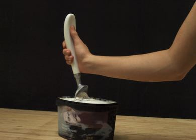 Ice Cream Scoop Handle