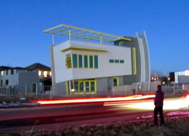 Brigham Residence