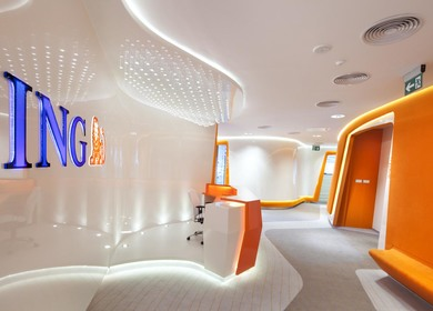 ING Bank, Corporate Department of ING Bank Śląski