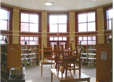 SSSA Library Renovation