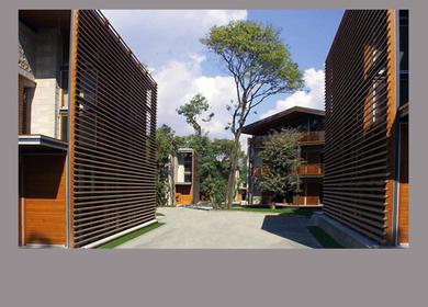 resort housing-turkey