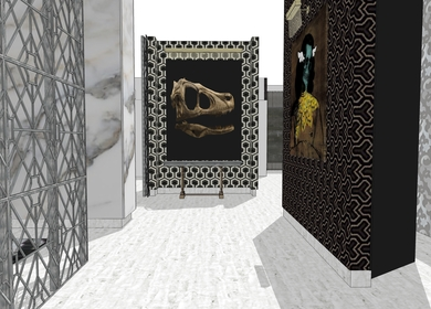 Design Concept Presentation: Sierra Towers Penthouse