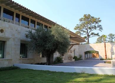Rivercrest Residence in Houston TX