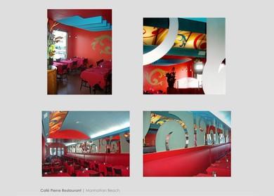 Cafe Pierre Restaurant | Manhattan Beach
