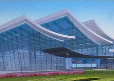 Integrated Passenger Terminal at Tirupati