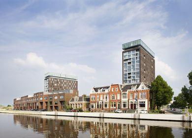 Apartment complex Kop van Oost