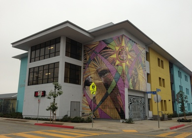 ELA Star East Learning Center, High School, and Gymnasium