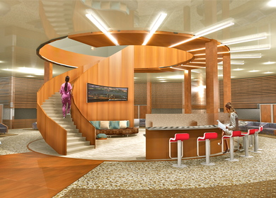 OU Wayman Tisdale Specialty Health Center