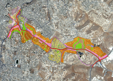 Amman Eastern Corridor Development Project