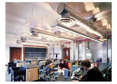 Columbia University - Schermerhorn Hall Science Lab Renovation
