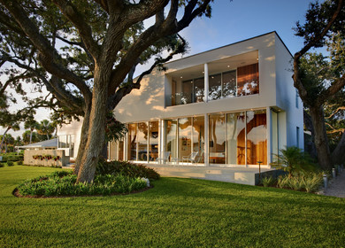 Barrier Island House