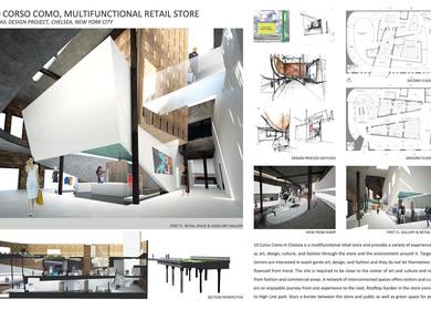 10 Corso Como, Multifunctional Retail Store