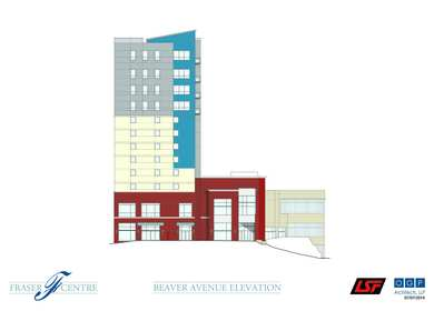 Fraser Centre - Elevations