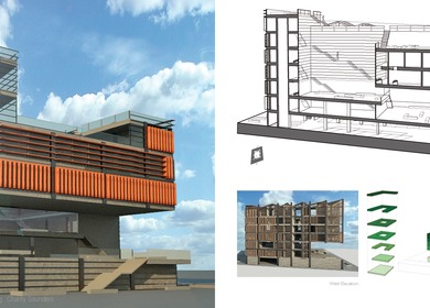 Multiplying Typologies - Integrated Lifestyle Housing