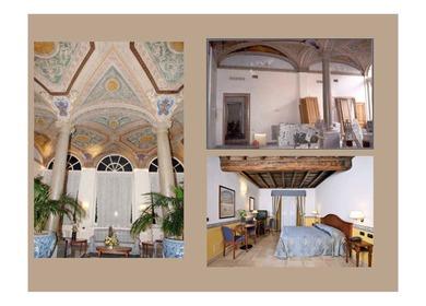 Residence delle Quattro Fontane 1995