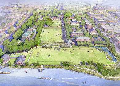 St. Johns College Master Plan