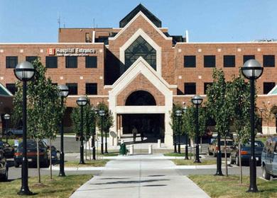 The Medical Mall at St. Joseph Health Center