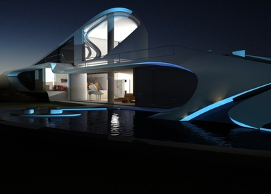 Residence in Elounda Crete