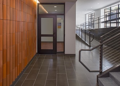 Lampasas Interior Renovation Texas State University-San Marcos