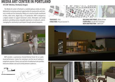 Media Art Center - Comprehensive Studio