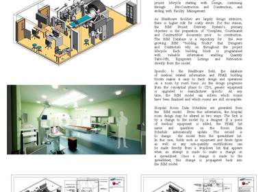 HEALTHCARE and BIM MANAGEMENT