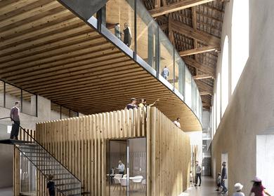 Manege Geneve by Kunz Architectes