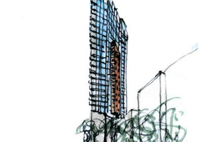 Chicago Southside Development- Tower 1