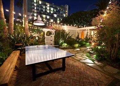 The Bungalow - Fairmont Hotel, Santa Monica, CA.