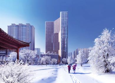 Shenyang Aquatic Tower