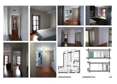 Renovation apartment
