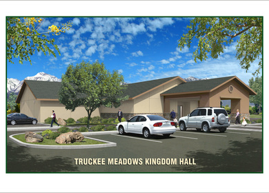 Kingdom Hall of Jehovah's Witnesses