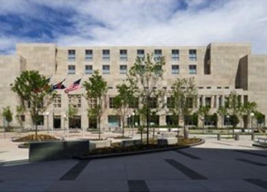Van Cise - Simonet Detention Center, Denver. CO