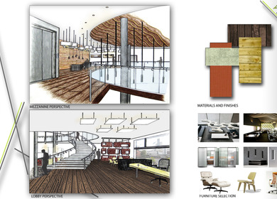 Web Design Office- Archived for CIDA + IIDA Competition Entry