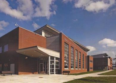 Bridgeport Superior Court and Center for Juvenile Matters