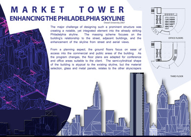 MARKET TOWER