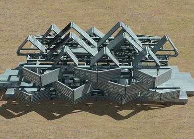 The Malleable Autonomous Retreat House