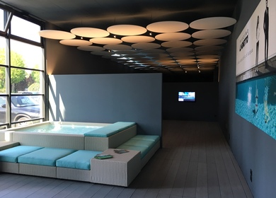 Showroom Piscine Laghetto Cremona