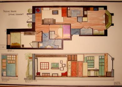 Small Space Design - Passive Haus