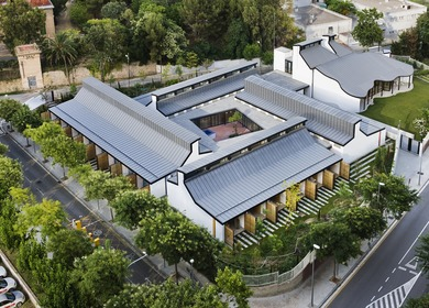 THE CASA DELS XUKLIS, A SUSTAINABLE ACCOMODATION FOR CHILDREN WITH CANCER