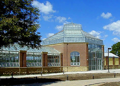 New Conservatory - Miami University, Hamilton Campus, Hamilton, Ohio