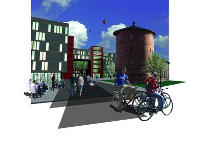 STUDENT DORMITORY FOR COPENHAGEN BUSINESS SCHOOL (DENMARK)