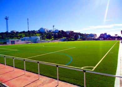 Public Sports Stadium