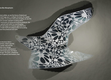3DS Max Project 3: Tessillations & Modifiers- NEB