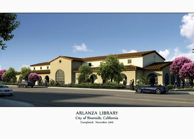 Arlanza Library