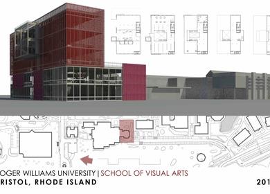 Roger Williams University-School of Visual Arts