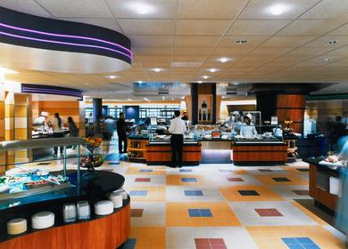 AT&T Corporate Headquarters Cafeteria