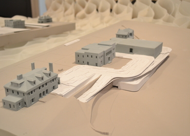Building Futures: Re-Envisioning The Hyde at Rensselaer