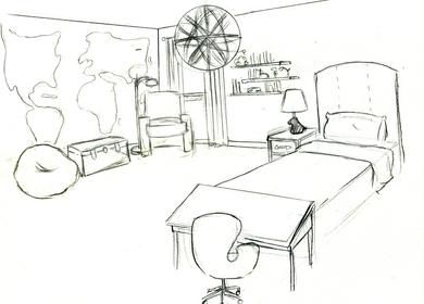 Brooklyn Boys Bedroom
